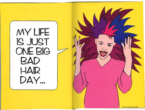 Lisa - Bad Hair Day