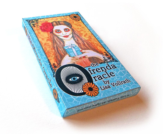 The Ofrenda Oracle Deck